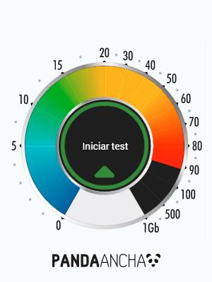 Test Velocidad Totalplay