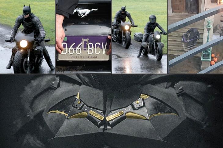 The Batman, imágenes filtradas