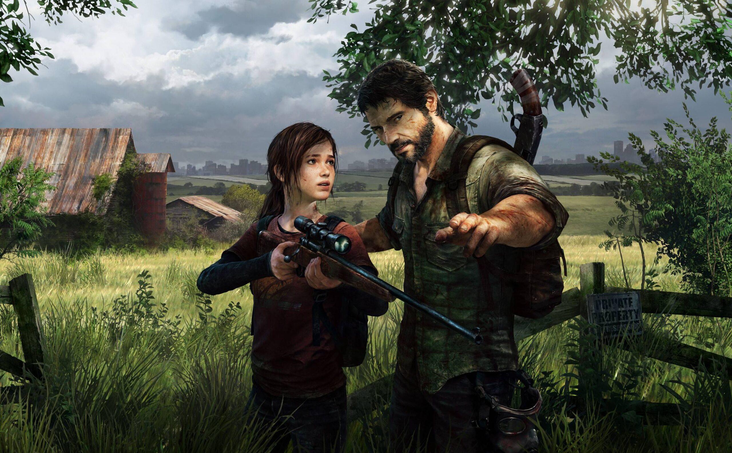 The Last of Us: galería interactiva de elenco |PandaAncha.mx