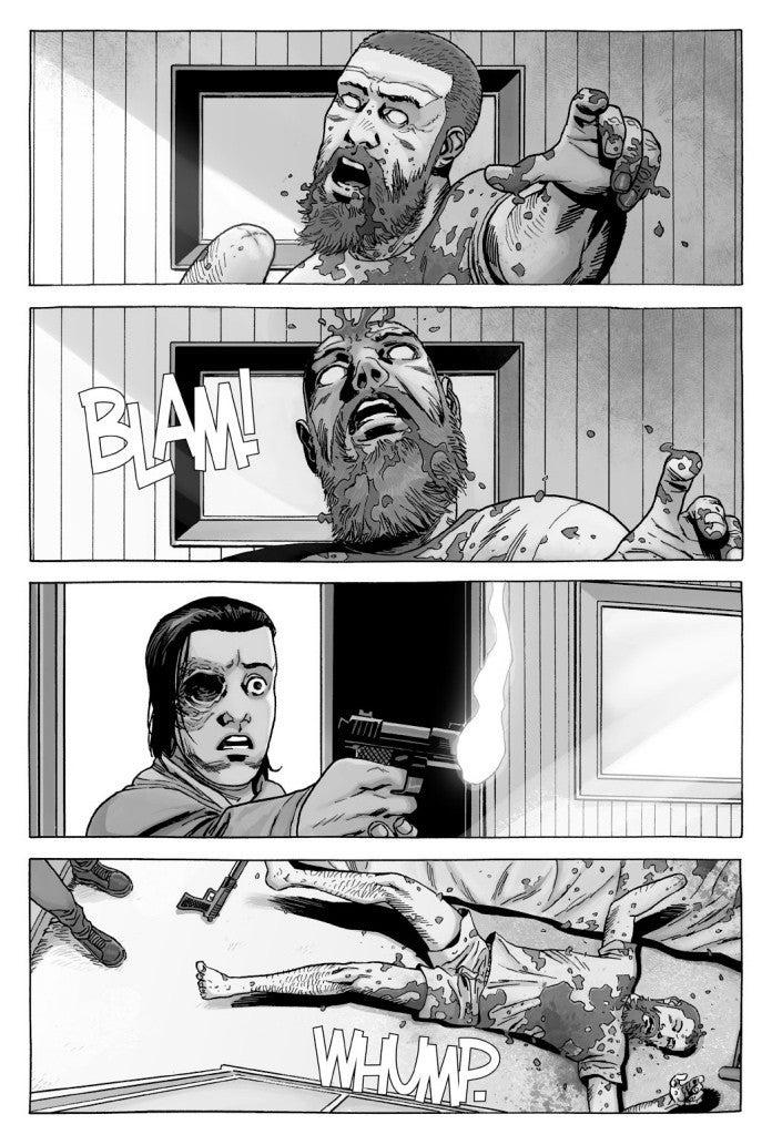 Adiós Rick, que la fuerza te acompañe