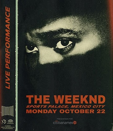 The Weeknd en México