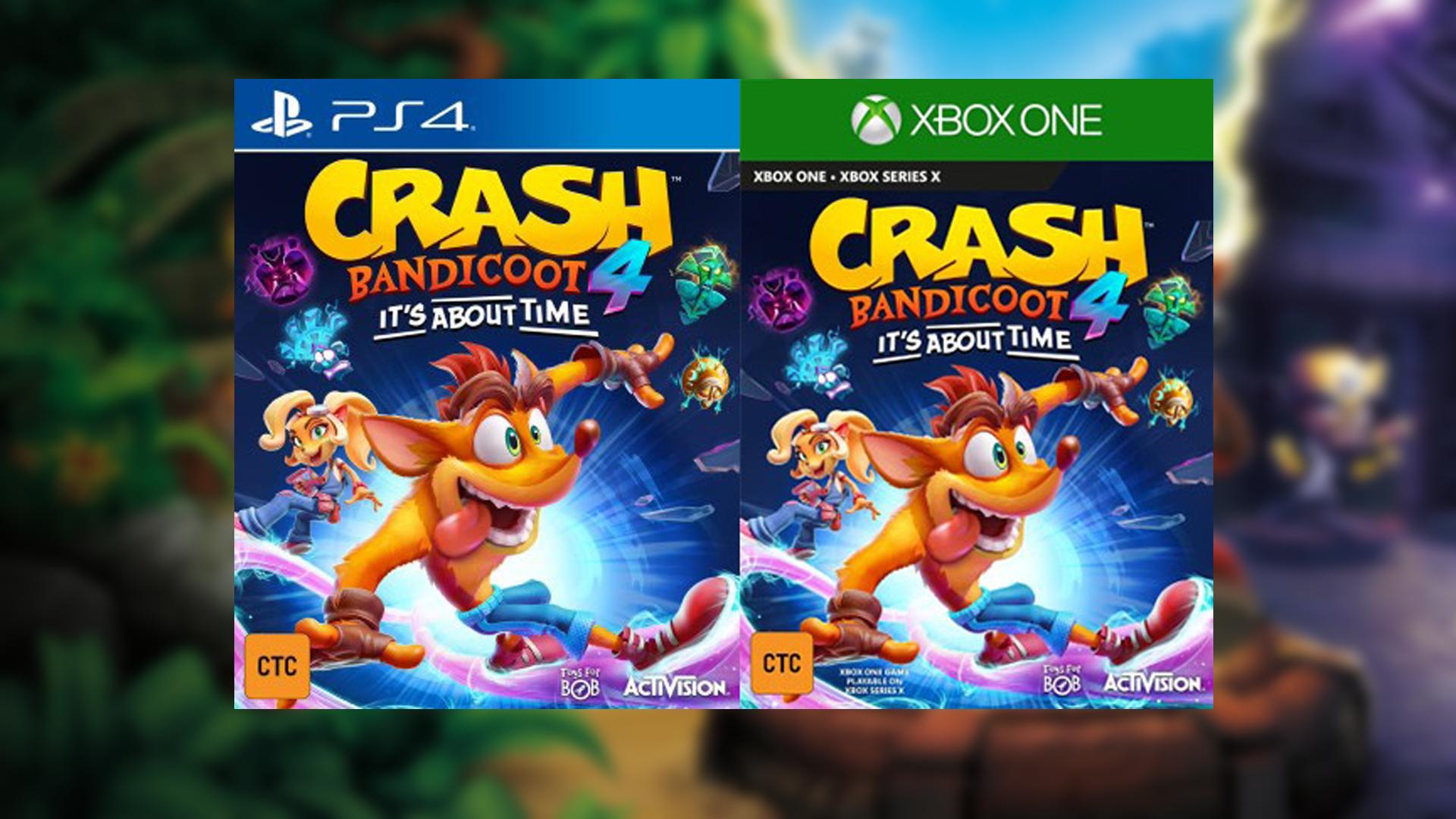 ¿Habrá un nuevo Crash Bandicoot?