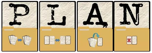 Cartas del juego Enigma de Blox Games