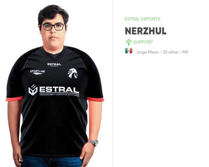Top 5 Mejores Jugadores Mexicanos de League of Legends: NerzhuL