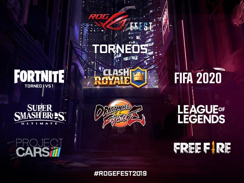 Finales organizadas por la Liga Mexicana de Videojuegos