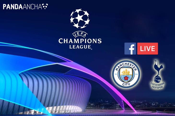 Ver la Champions League por Facebook