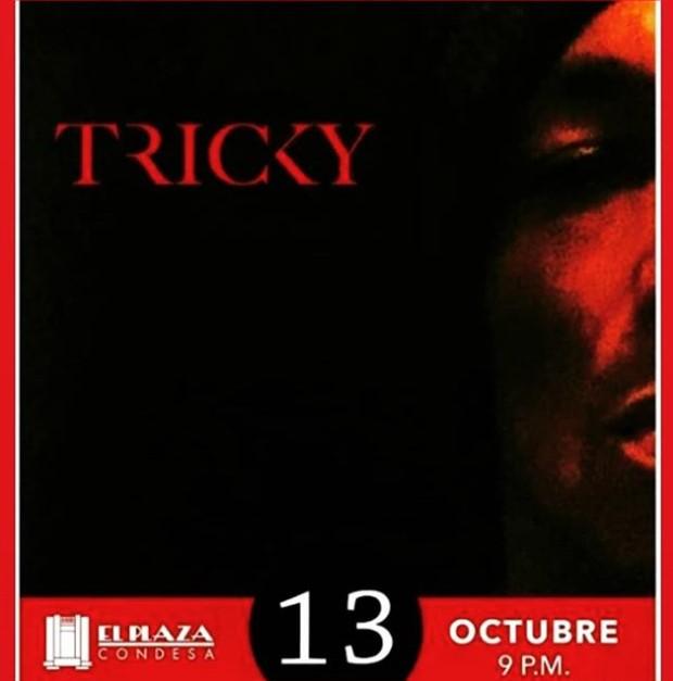 tricky plaza condesa 2018