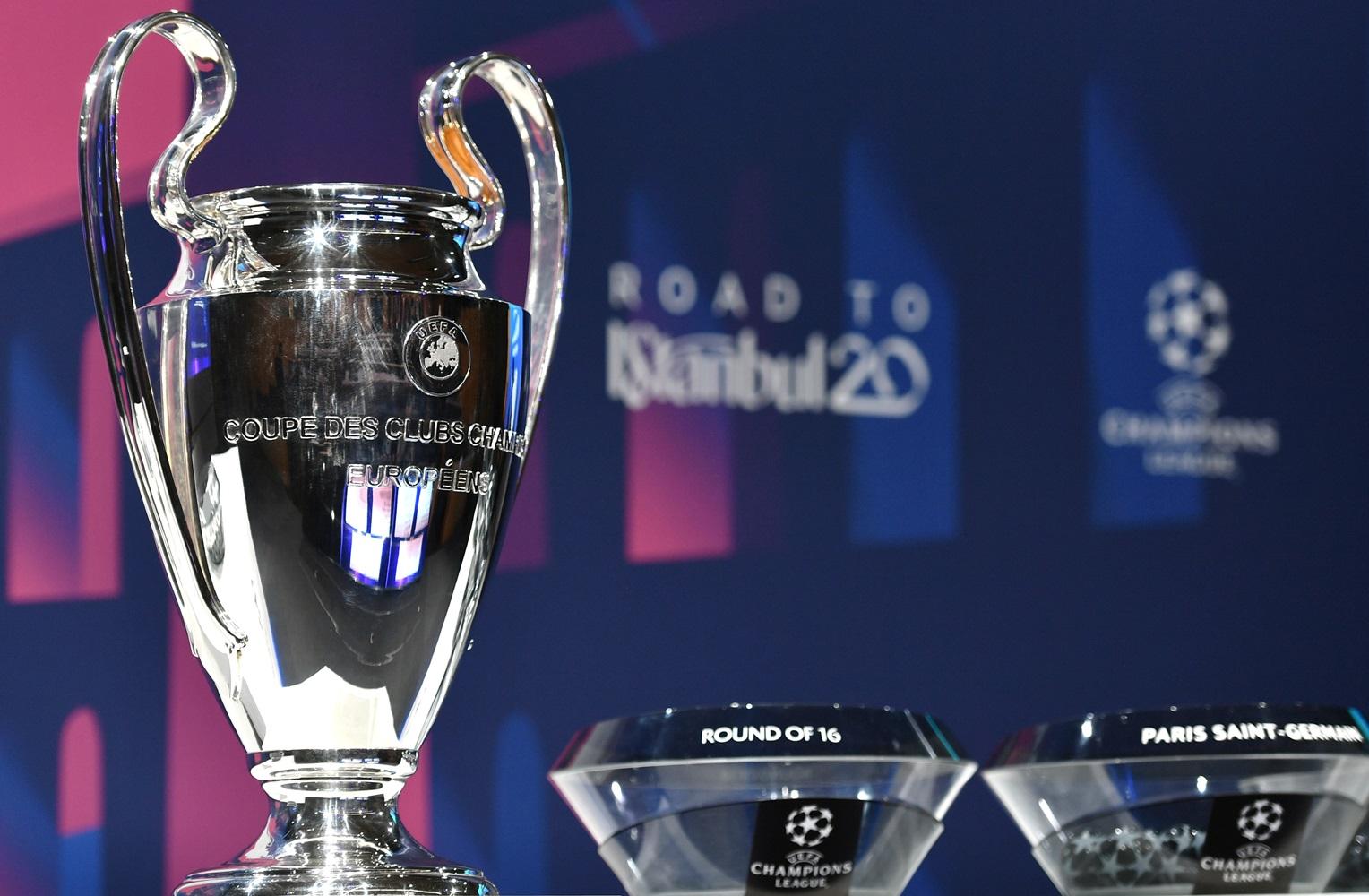 Champions League: ¡El torneo vuelve en agosto con nueva sede!