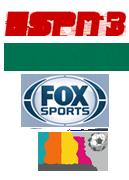 ESPN 3 | TUDN | Fox Sports | Afizzionados