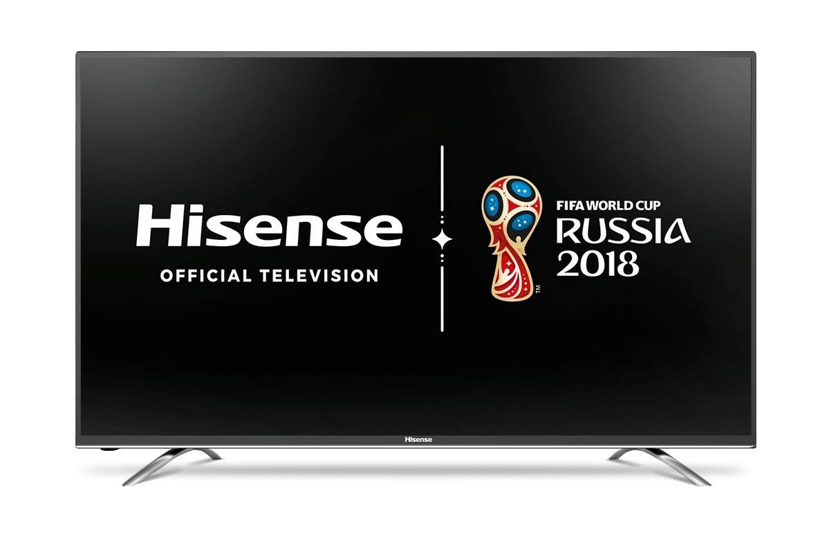 "Hisense LED 43"" Smart TV Full HD"