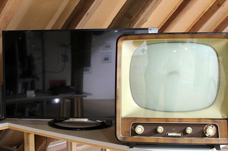 TV digital y TV analógica