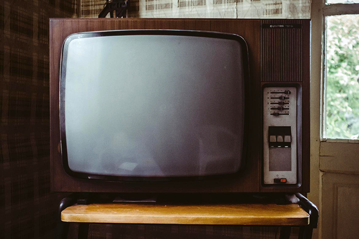 Televisor analógico