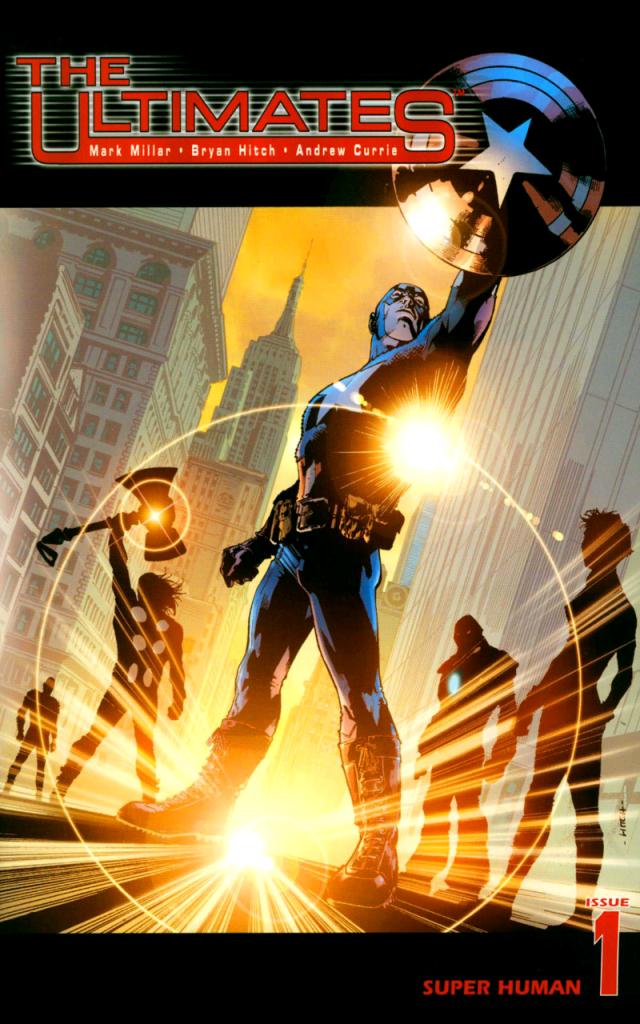 Portada de The Ultimates #1