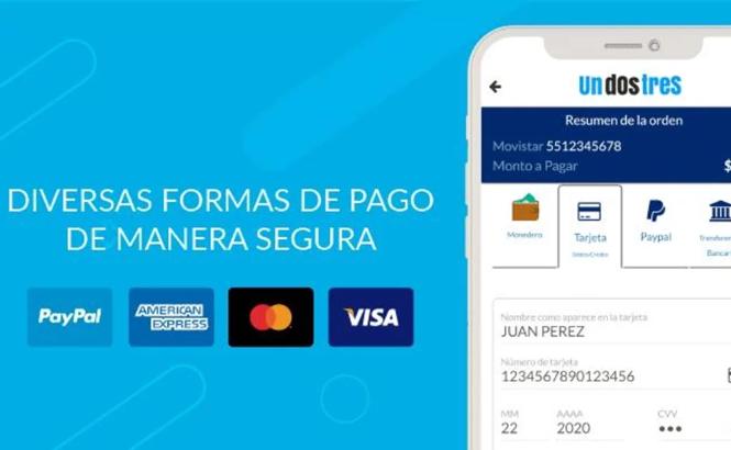 UnDosTres: la app para pagar tus servicios