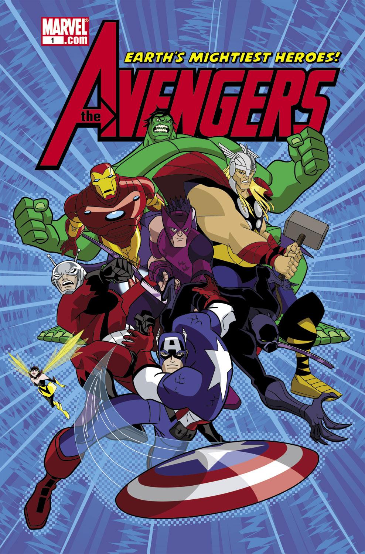 Avengers en Disney Plus