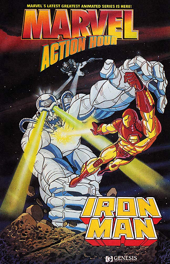 Serie Iron Man, 1994 en Disney Plus