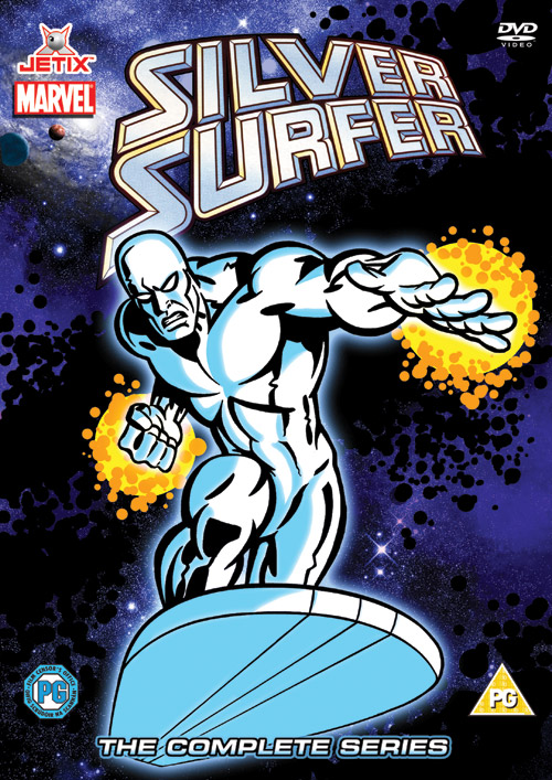 Silver Surfer en Disney Plus