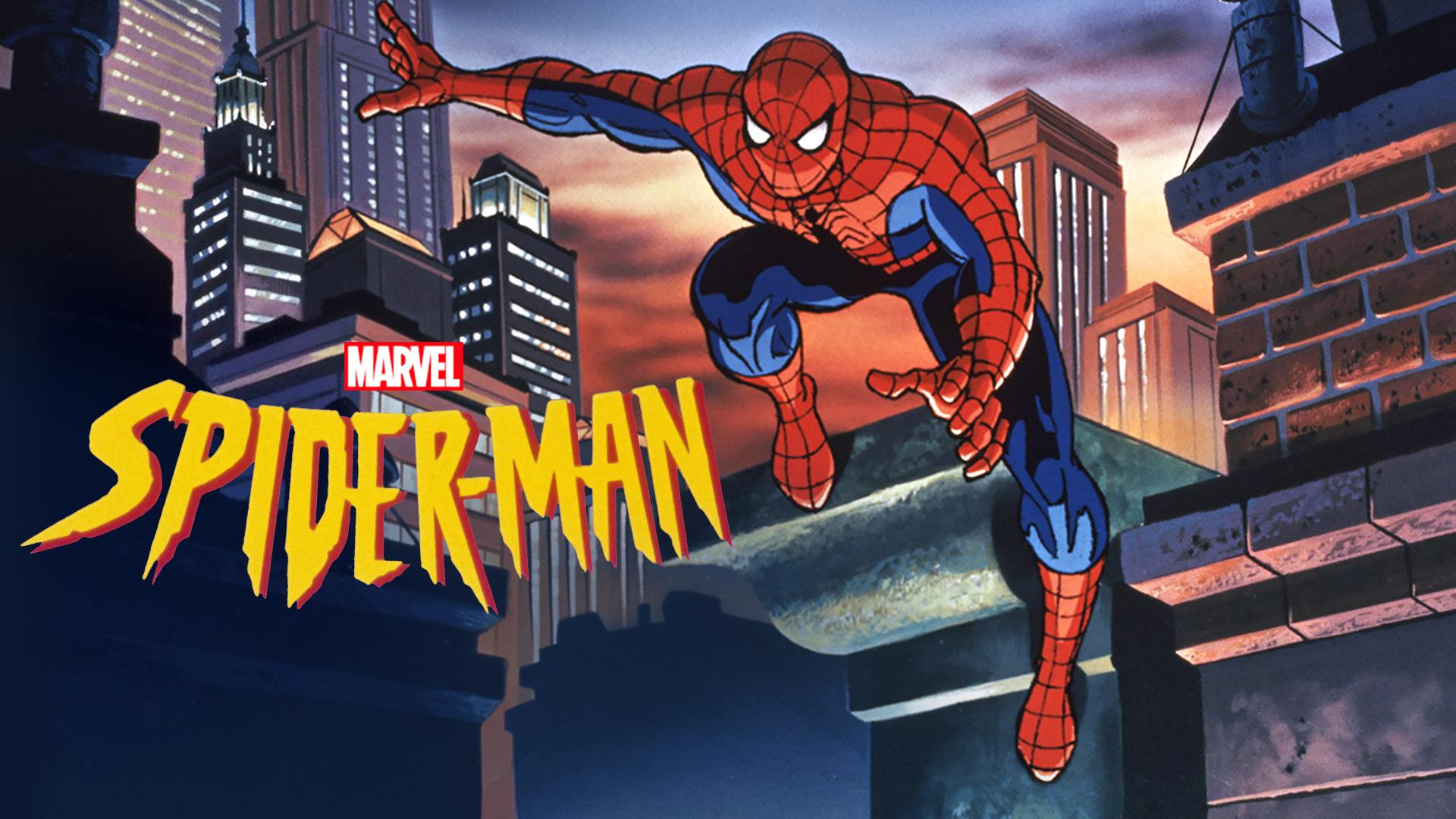 Spider Man Series 1994 - Marvel en Disney Plus