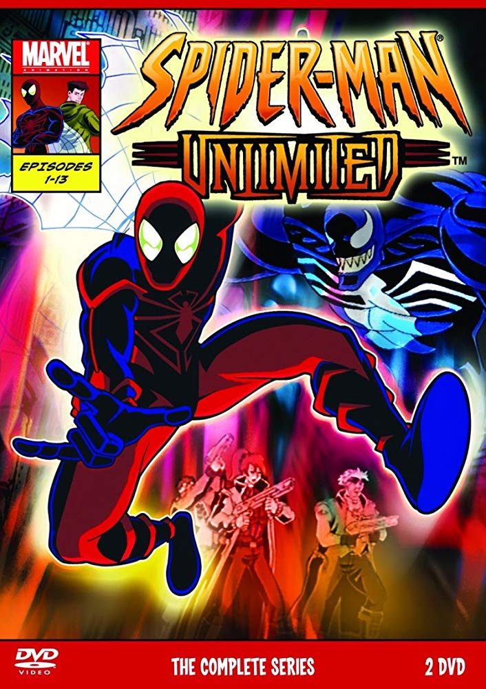 Spider Man Unlimited 1999