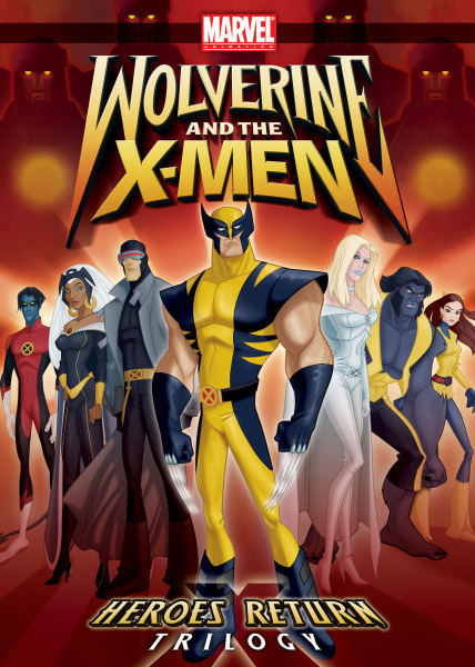 Wolverine and the X-Men en Disney Plus