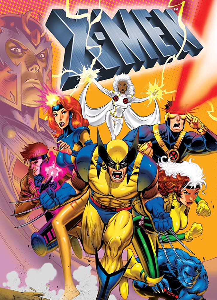 X-Men, 1992 en Disney Plus