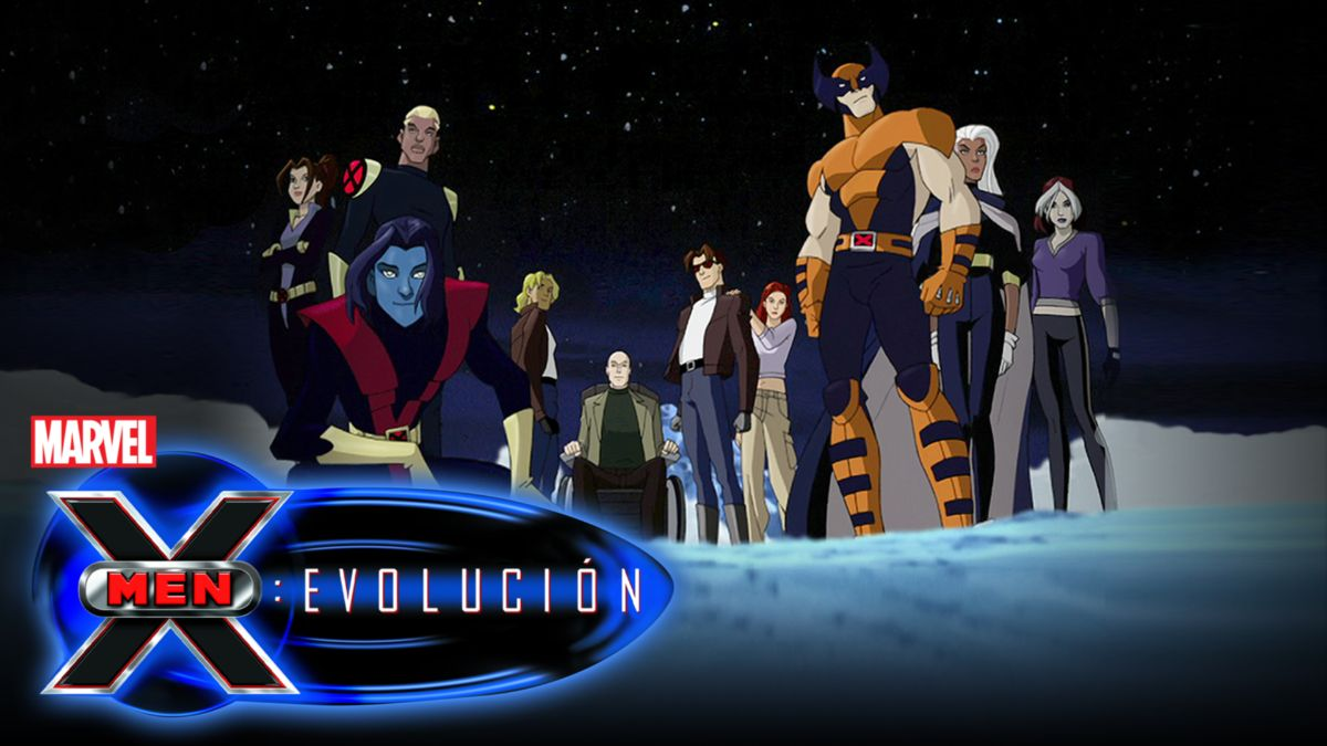 Los Hombres X, Evolución – X Men: Evolution (Series), 2000 en Disney+