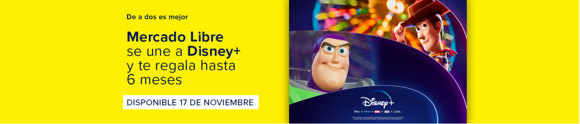Disney Plus México Mercado Libre