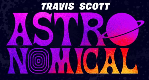 Fortnite Astroworld Travis Scott