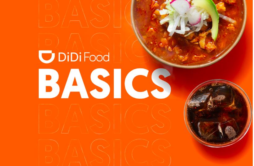 DiDi Food Basics