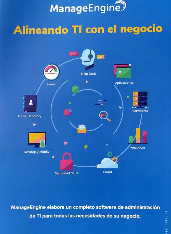 UserConf México 2020: soluciones de administración de TI por Manage Engine