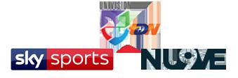 Sky Sports | Univisión TDN | Nueve