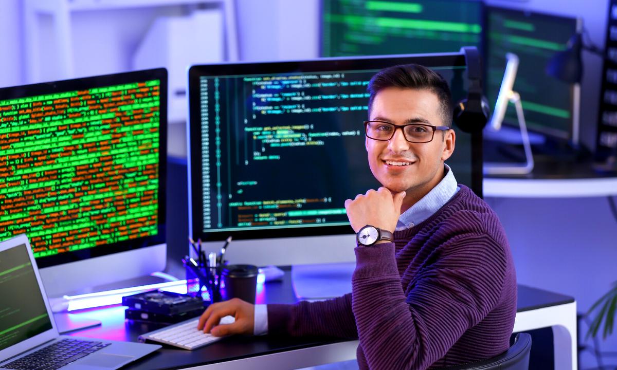 Un Programador puede descubrir entre 116 y 210 vacantes abiertas.