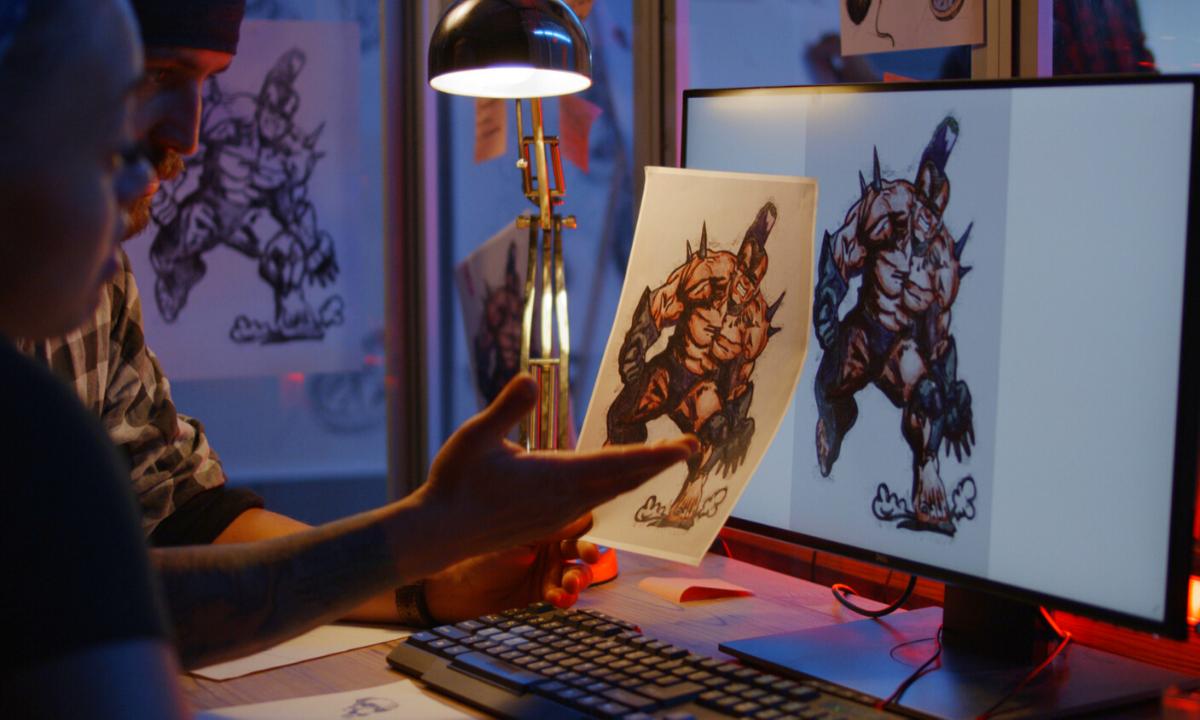 Los artistas están más solicitados que nunca y más si trasladan su arte a medios digitales.
