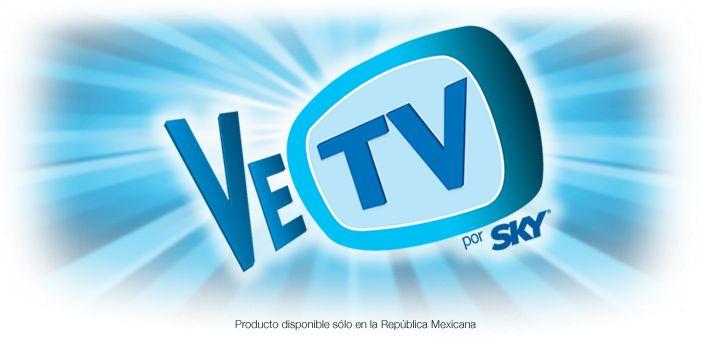 VeTV de Sky