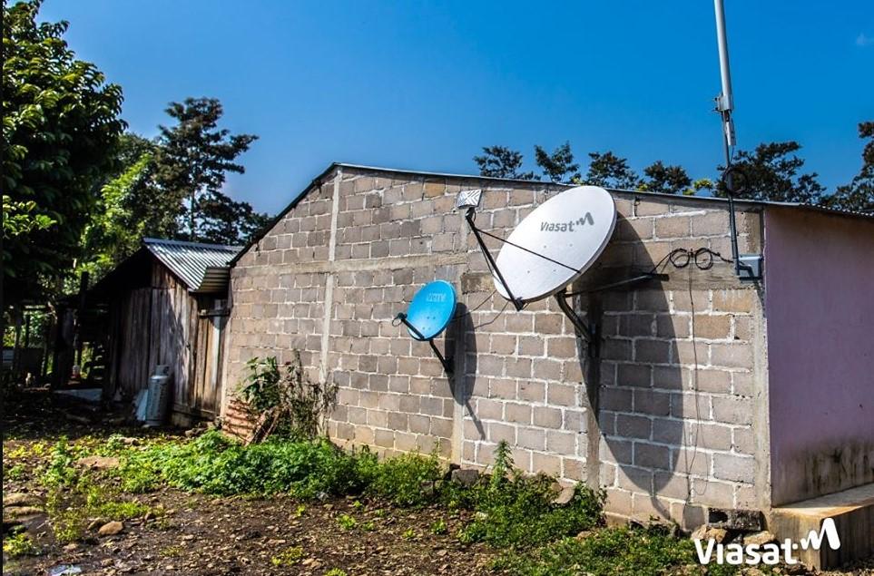 Wi-Fi Gratuito de Viasat