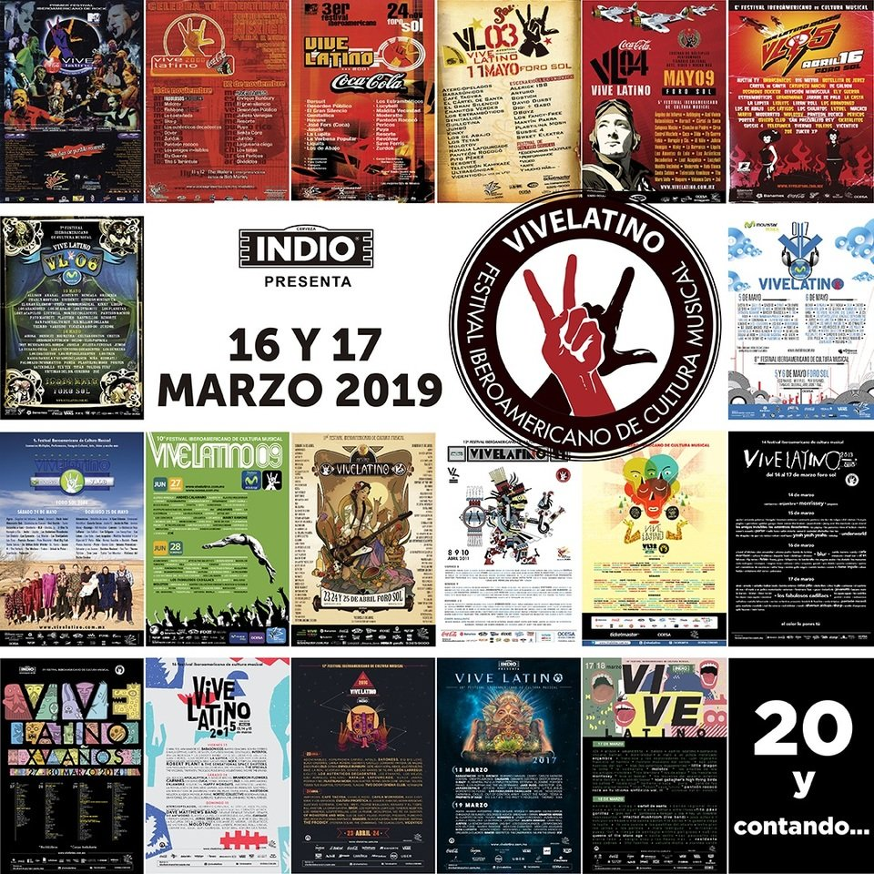 Vive Latino XX