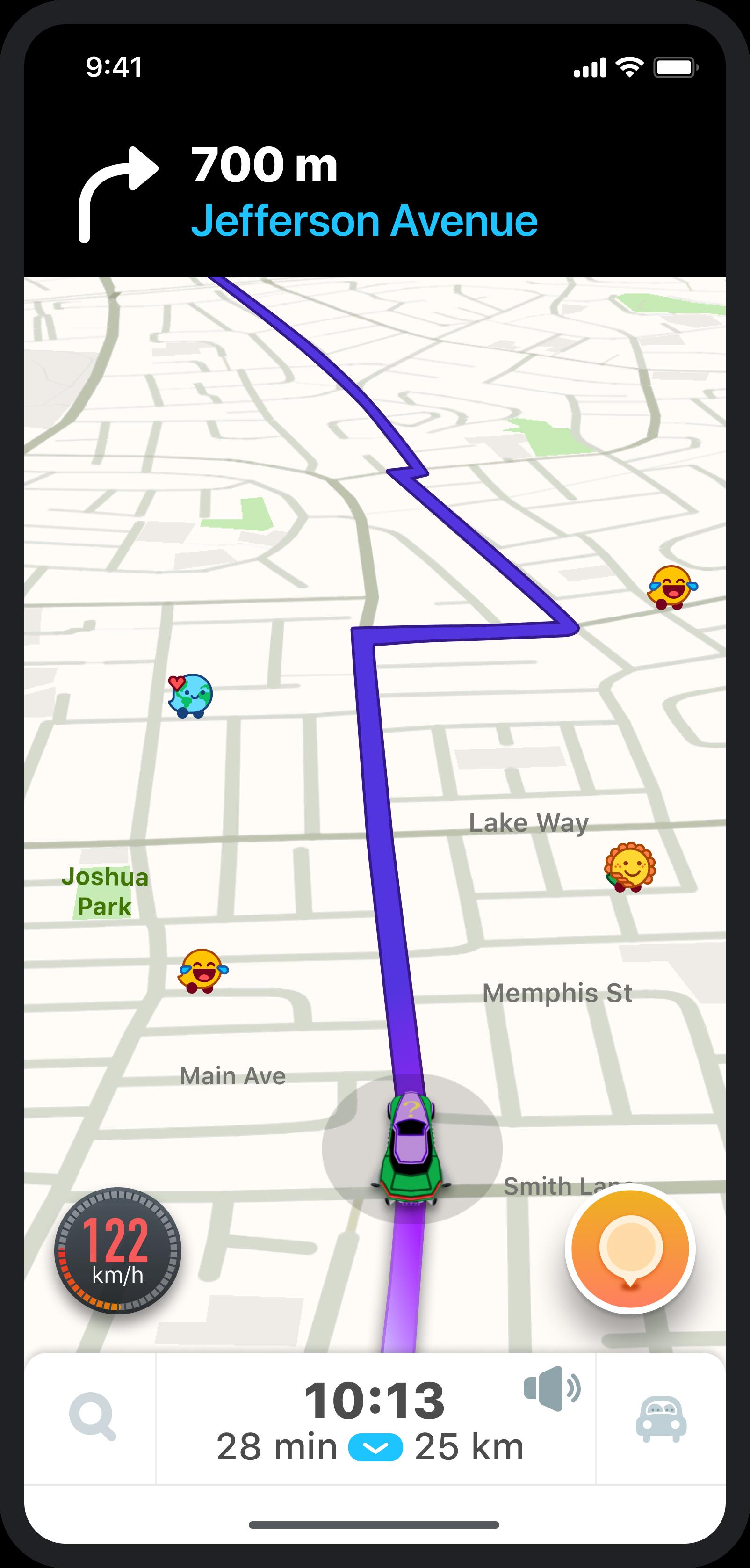 Cómo usar el Riddler Rider como ícono de mi auto en Waze.