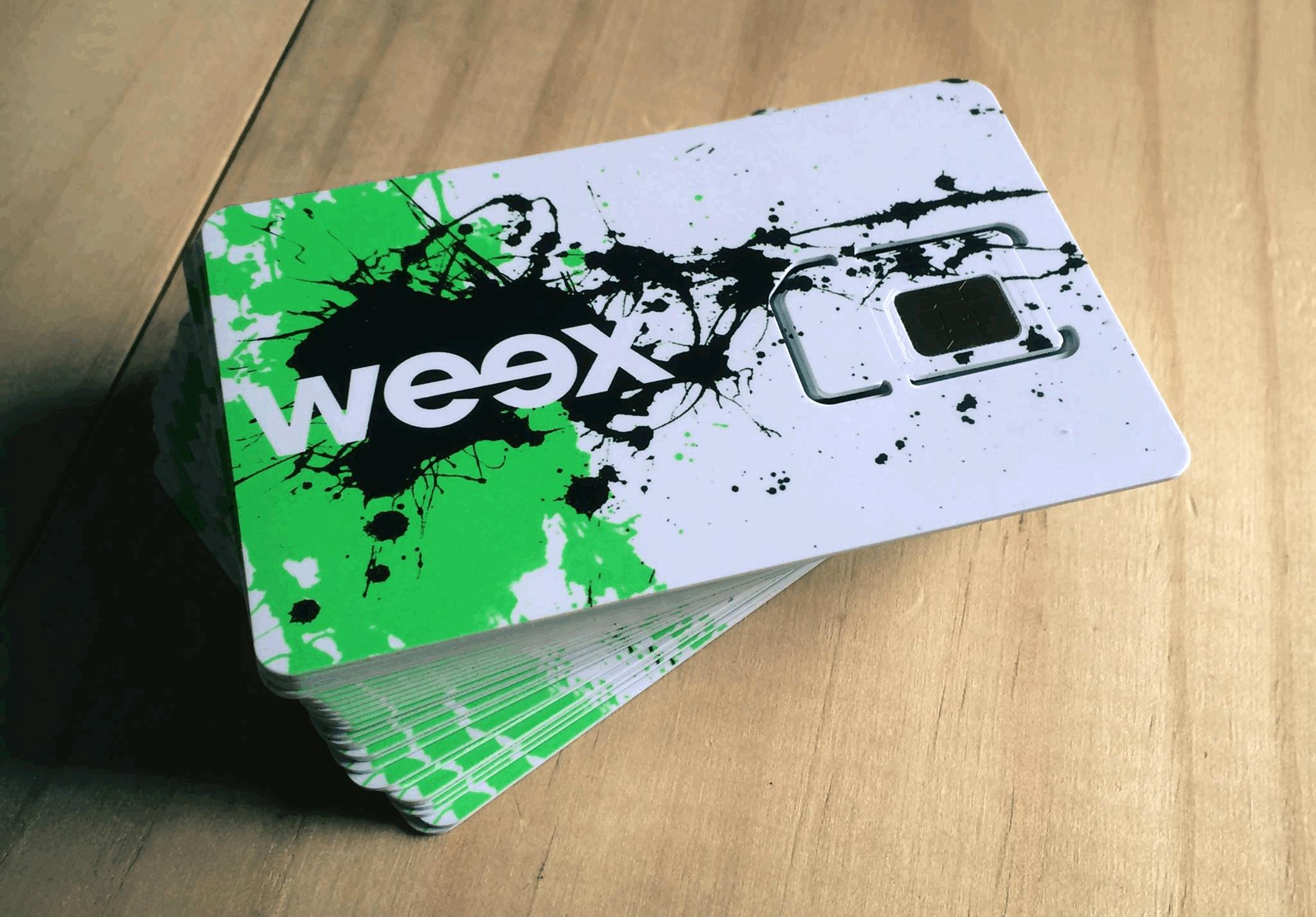 Chips de weex