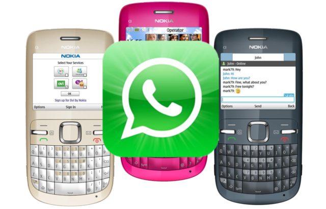 Whatsapp ya no funcionará en estos teléfonos