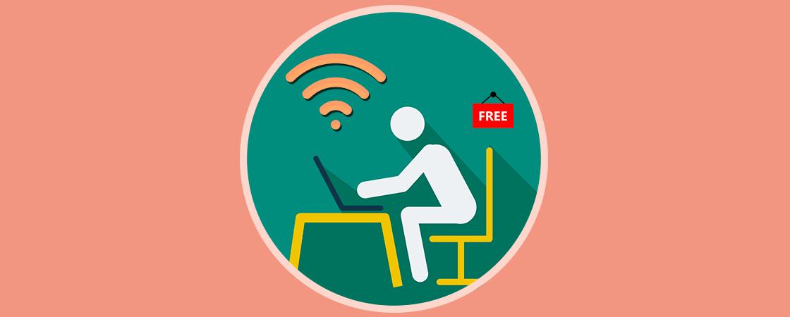 Uso de WiFi público