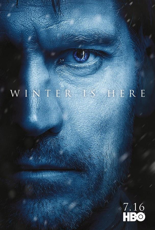Póster Jaime Lannister