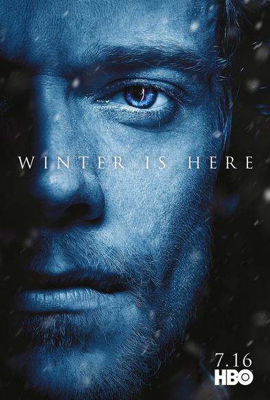 Póster Theon Greyjoy