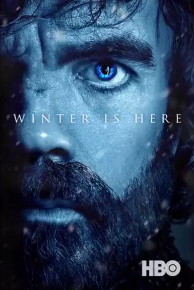 Póster Tyrion Lannister