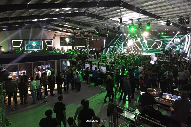 Xbox FanFest CDMX 2018 y XO18