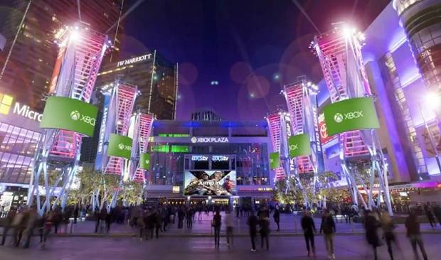 Xbox Plaza