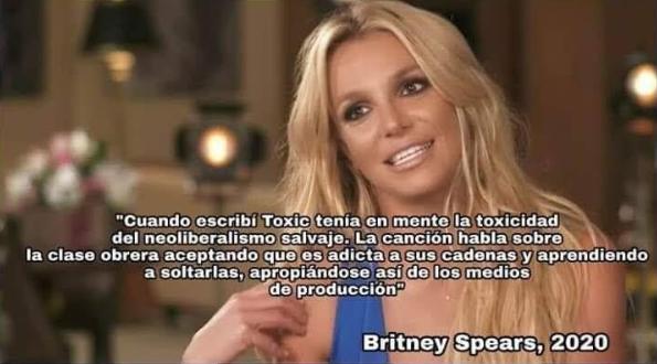 Memes de la camarada Britney