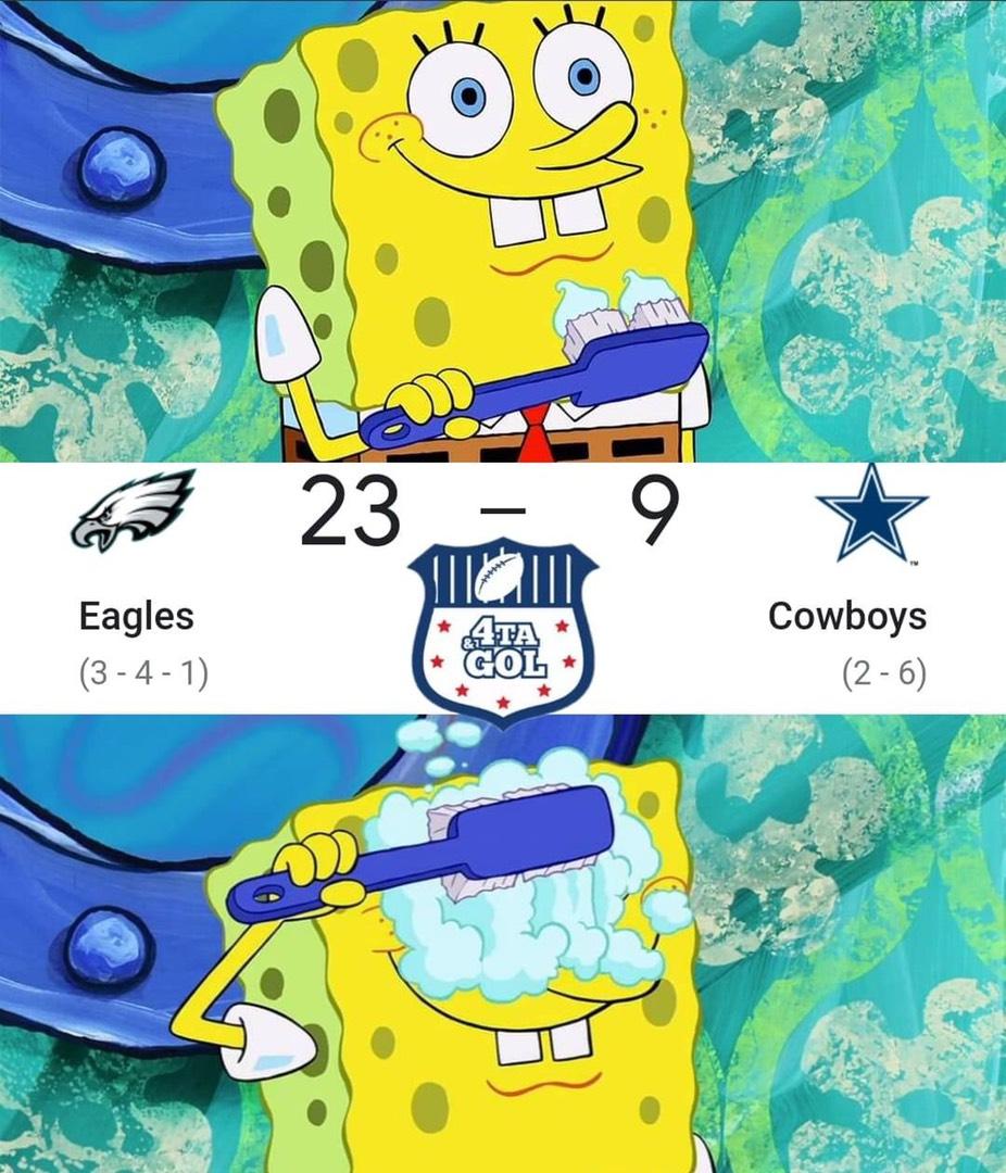 Memes de la NFL, Semana 8