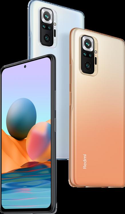 Xiaomi Redmi Note 10 Pro: precio y ficha técnica