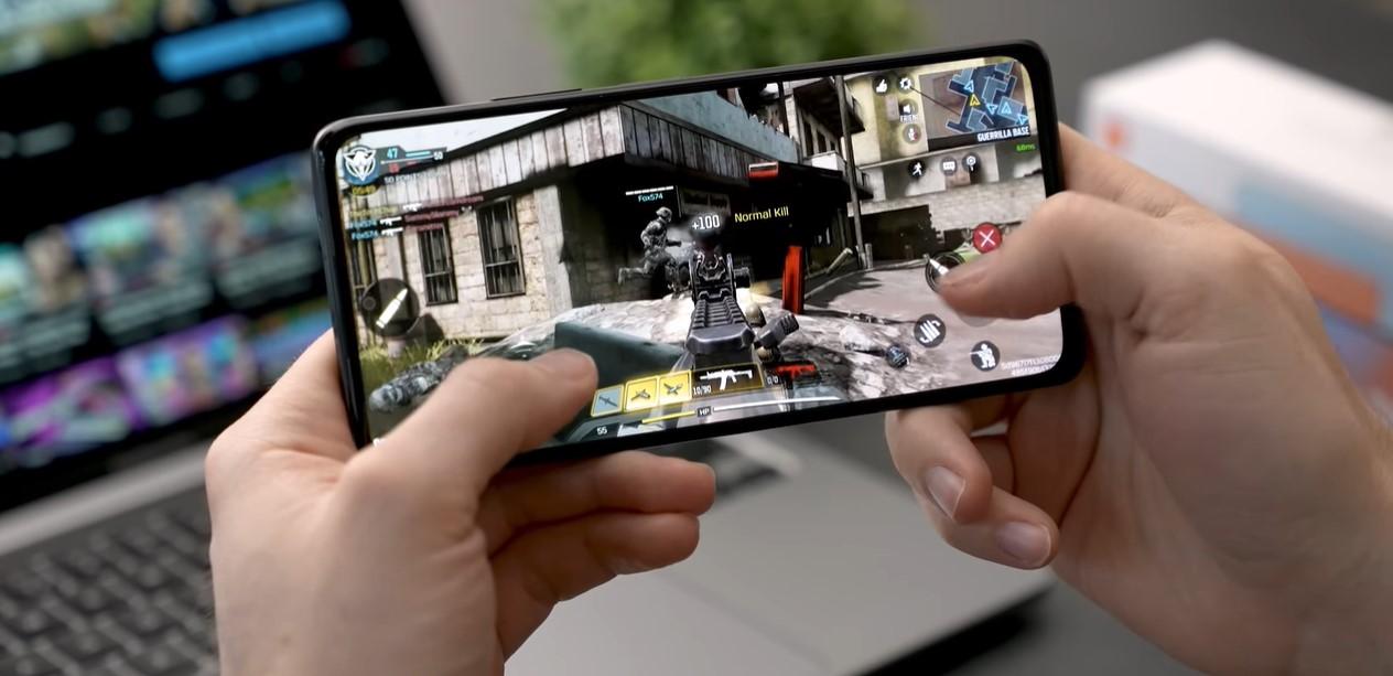 Redmi Note 10 Pro es perfecto para gaming.
