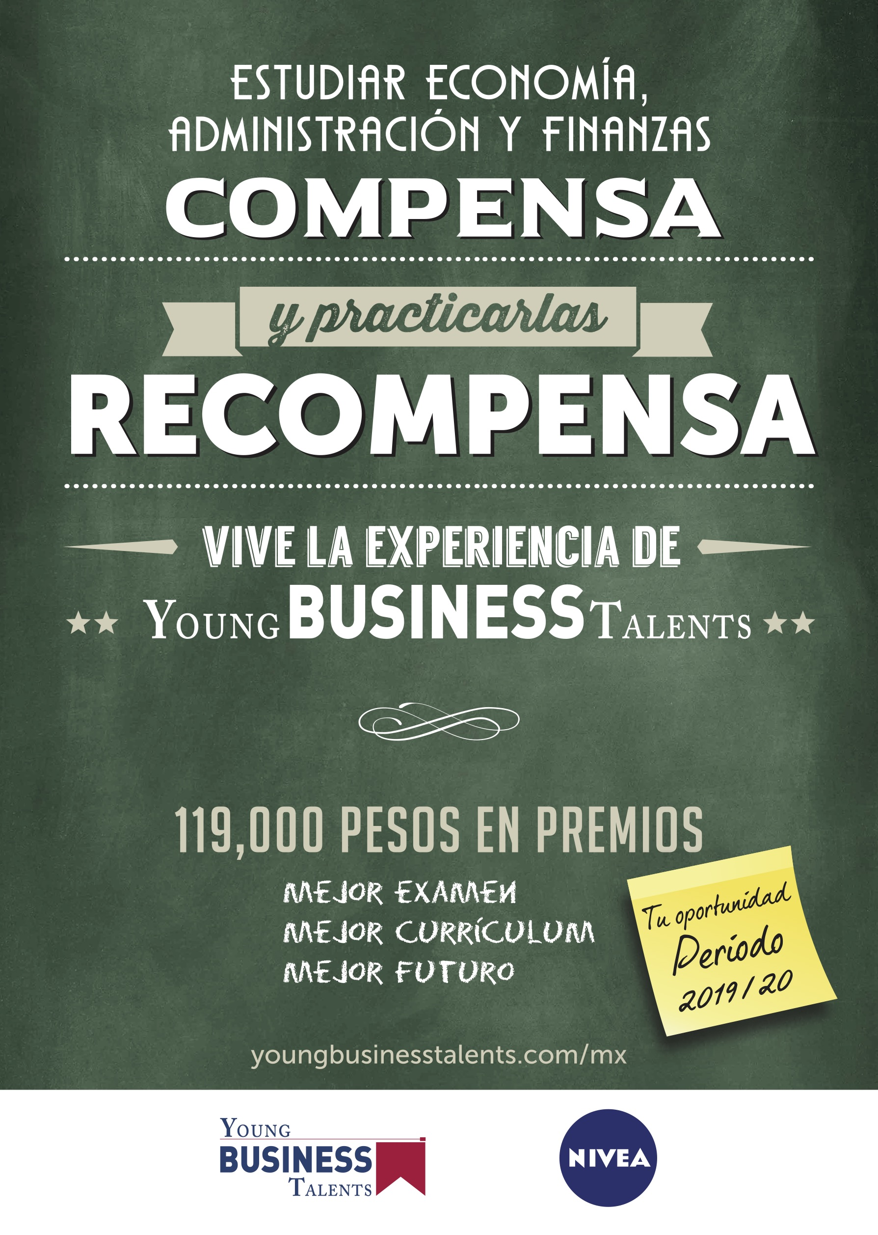 Convocatoria Young Business Talents